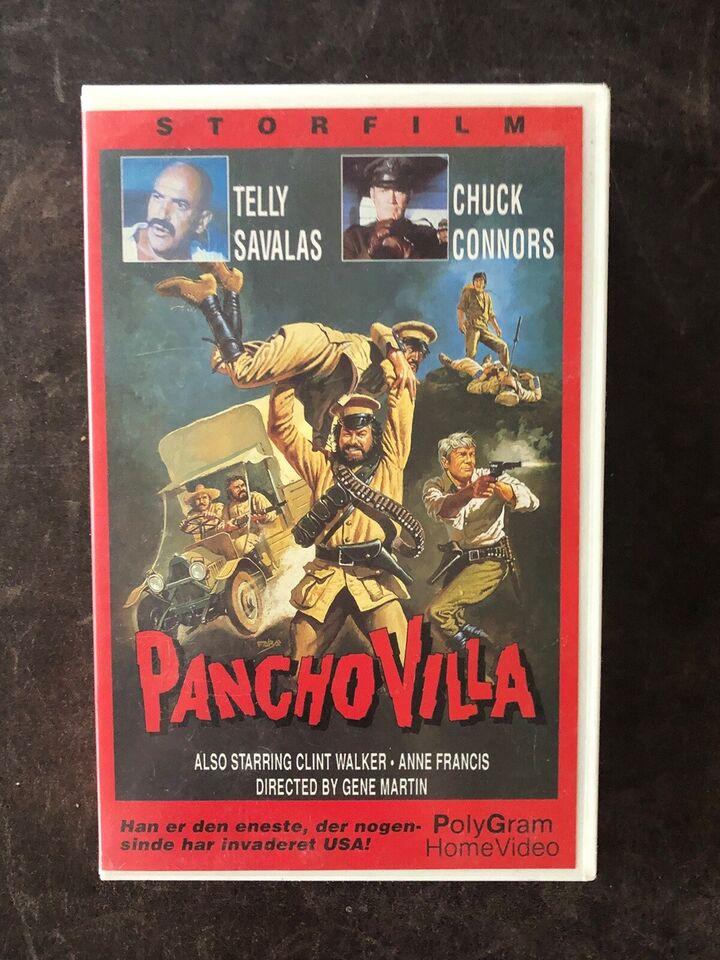 Anden genre, Pancho Villa