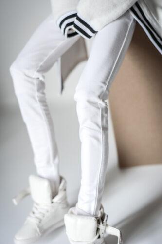 Small Leg Elastic Jeans Pants 2 Colors  1//3 1//4 SD17 Male BJD Dolls Dollfie PF