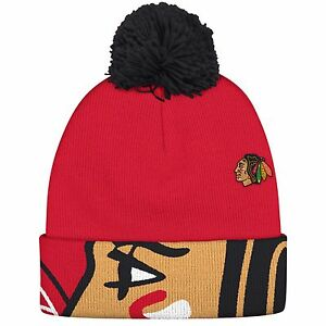 85468d17843 Image is loading Chicago-Blackhawks-Youth-8-20-Reebok-Face-Off-