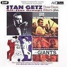 Stan Getz - Three Classic LPs (2009)