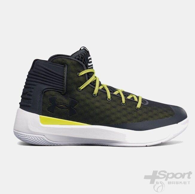 Chaussure baloncesto Under 1298308-0008 Armour CURRY 3.5 Hombre - 1298308-0008 Under 537dc0