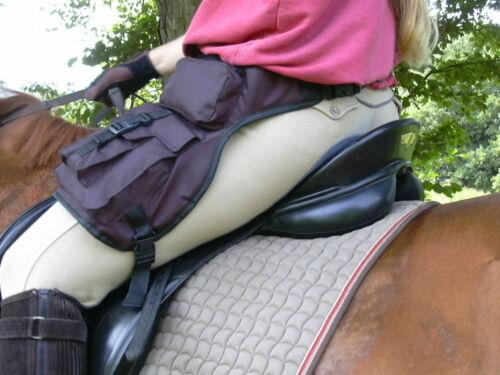 LEG-BAG les idéaux banane pour wanderreiten-loisirs-et western équitation