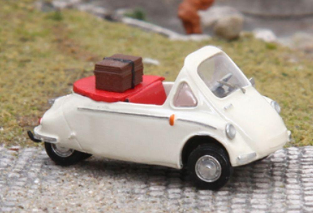 Saller Modelos 1 87 87 87  A8736 Heinkel Cabrio Tipo 154 , 10 Ps (Bj.1957-58 ), a0fdba