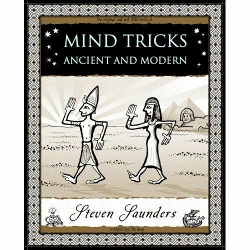 1 of 1 - (Good)-Mind Tricks: Ancient and Modern (Wooden Books Gift Book) (Paperback)-Saun