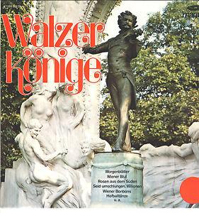 LP-Walzerkoenige-Orchester-der-Wiener-Volksoper-Anton-Paulik-Josef-Leo-Gruber