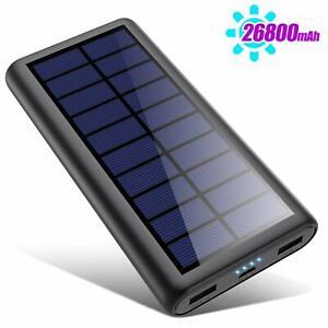 HETP-Versione-a-Risparmio-Energetico-Power-Bank-Caricabatterie-Portatile-Sola