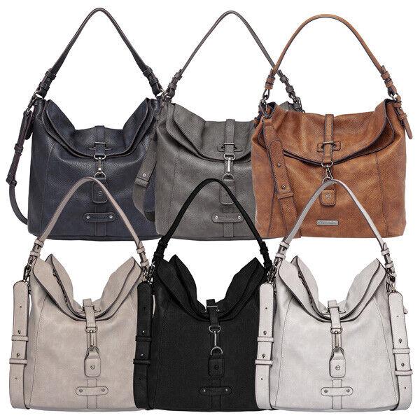 Tamaris Bernadette Hobo Bag Tasche Damen Handtasche Umhängetasche Schultertasche
