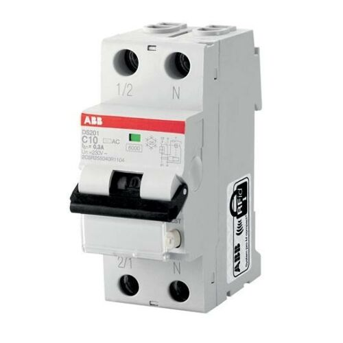 ABB residual current circuit braker DS201 AC-C20//0,03 2CSR255040R1204