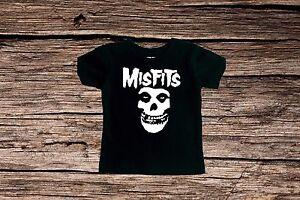 BOYS-T-SHIRT-MISFITS-SHIRT-INFANT-SHIRTS-BOYS-MISFITS-SHIRT-MISFITS-CREEPER