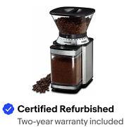 Cuisinart DBM-8FR Supreme Grind Automatic Burr Mill - Certified Refurbished