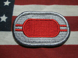 US Army 2nd Bn 503rd Airborne Infantry Regiment parachute oval patch