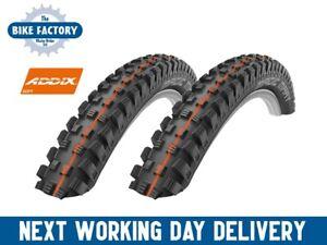 E Bike Tyre 29 x 2.60 Schwalbe Magic Mary Tubeless Snake Skin Addix Soft