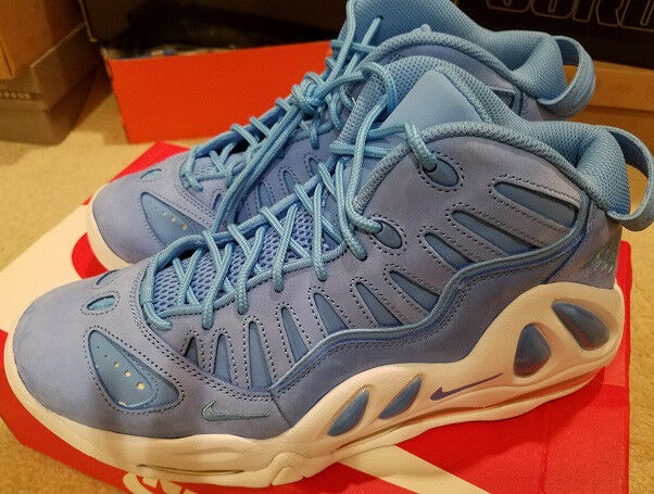 NEW Nike Air Max Uptempo 97 AS QS University bluee Men's Size 10.5