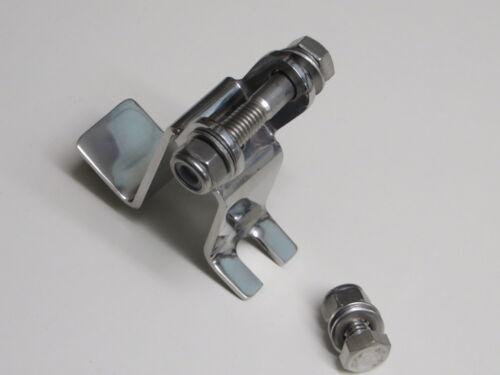 CLASSIC ROVER MINI 40 STAINLESS STEEL COOPER 500 RSP SPOT LIGHT BRACKET KIT