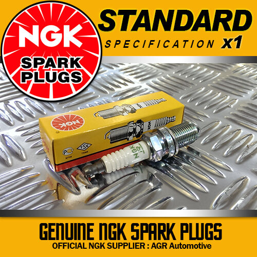 1 x NGK SPARK PLUGS 6893 FOR VOLKSWAGEN LUPO 1.4 09//00--/>