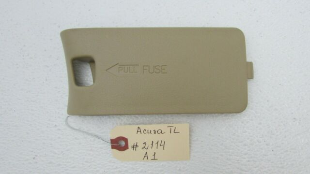 2006 Acura TL - Driver Side Kick Panel Fuse Cover 83162SDAA000 on