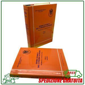 ww2-DIARIO-STORICO-DEL-COMANDO-SUPREMO-volume-IX-tomo-I-e-II-guerre-mondiali