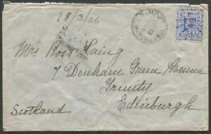 New-South-Wales-Postal-History-034-MOUNT-VICTORIA-034-Mar-1906-cds-alongside-2d