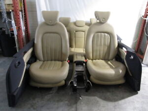 INTERNO-COMPLETO-IN-PELLE-BEIGE-LANCIA-THESIS-3-2-169KW-5P-B-AUT-2003-RICAMBIO