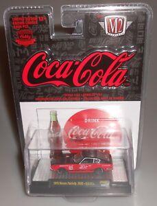 M2-MACHINE-COCA-COLA-JAPAN-1970-NISSAN-FAIRLADY-Z432-RED-BLACK-2018-NEW