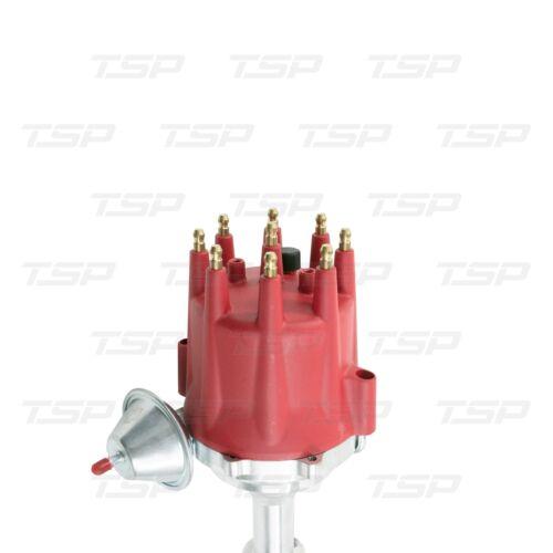 Buick Kleiner Block V8 pro Serie Ready To Run Verteiler Rote Kappe