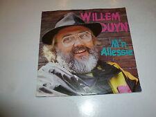 "WILLEM DUYN - M's Allessie - 1989 Dutch 2-track 7"" Juke Box Single"