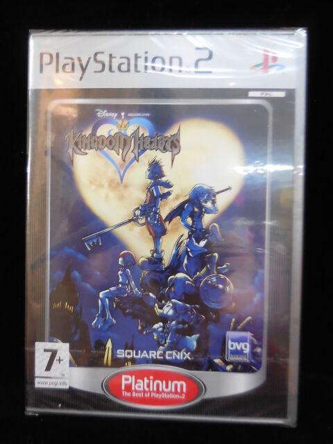 Kingdom Hearts para playstation 2 Nuevo Y precintado Pal (28)