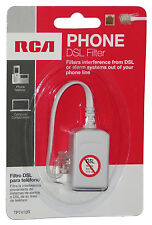 New RCA TP7410R DSL Filter keep Interference from DSL or Alarm out of Phone Line