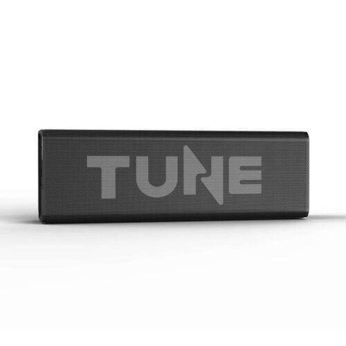 Tune Tech Portable Bluetooth 4.0 Speaker TT-Tune 3.5mm Aux MIcro USB Black
