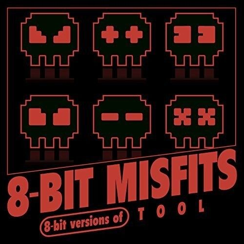8-Bit Versions of Tool by 8-Bit Misfits (CD, Oct-2017, Roma Music Group)