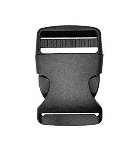 "Black Buckle Clip 1/"" 25mm 1.5/"" 38mm Replacement for Infantino Baby Carriers Mom"