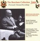The Beecham Collection Brahms Bax Strauss CD 2007