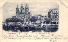 Amsterdam, St. Nicolaus Kerk, 1899