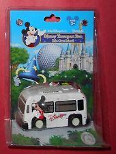 Disney Theme Park Die Cast Vehicle - Disney Transport Bus - New In Package
