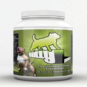 BULLY-MAX-MUSCLE-BUILDER-FOR-DOGS-120CT-120-DAY-SUPPLY