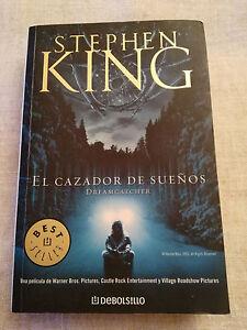 STEPHEN KING EL CAZADOR DE SUEÑOS LIBRO DEBOLSILLO 779 PAGS 2003