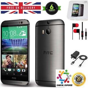HTC-One-m8-16-Go-32-Go-Deverrouille-SIM-Free-Smartphone-Mobile-Phone-Quad-core