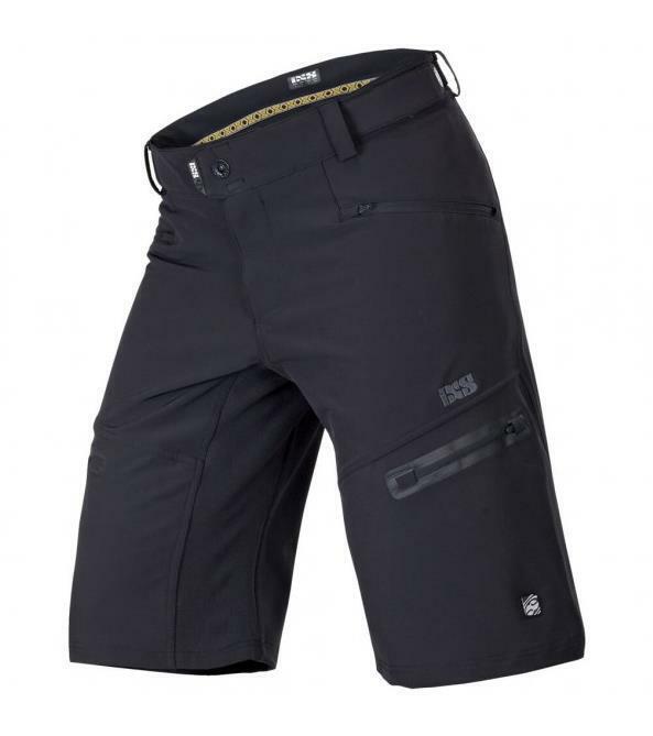 Ixs Sever 6.1 BC Shorts de Cycliste negro M