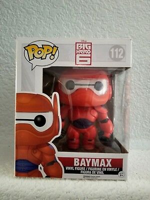 Funko Fabrikations plush Disney Big Hero 6 Nurse Baymax 5541