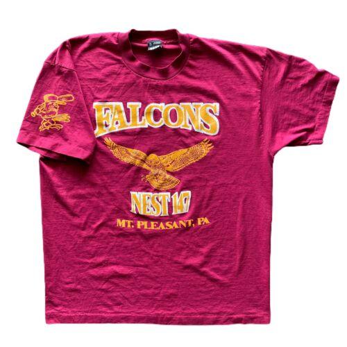 VTG Polish Falcons Club Nest 147 Size XL Mt. Pleas