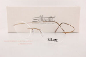 2426c26de0 Image is loading New-Silhouette-Eyeglass-Frames-TMA-Must-Collection-5515-