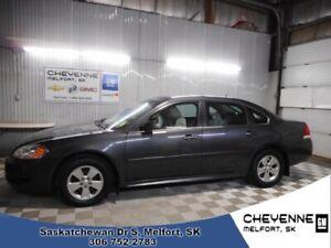 2010 Chevrolet Impala IMPALA LT