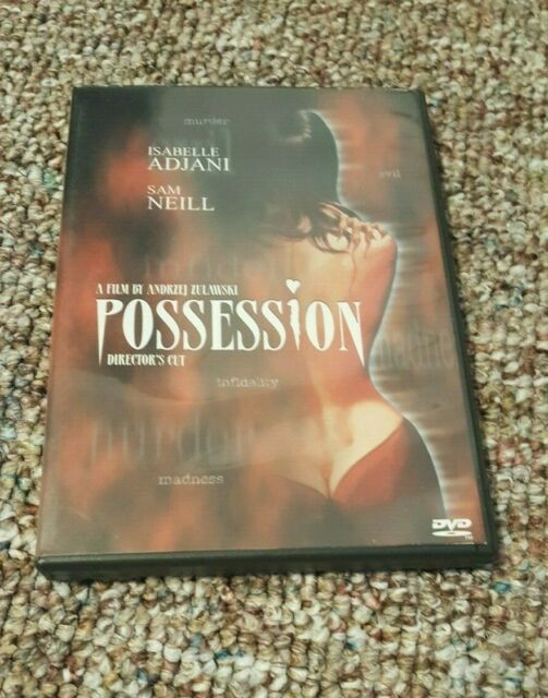 Possession (DVD, 2000, Widescreen)