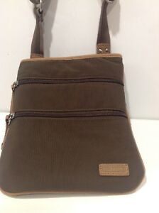 Image Is Loading Ellington Annie Crossbody Hand Bag Travel Purse Nylon