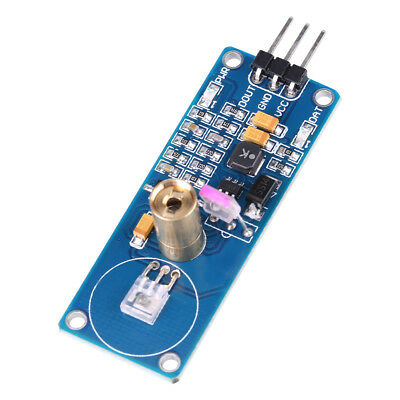 Laser Sensor Obstacle Detector Module Receiver Transmitter for Arduino DH