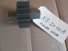 Oliver Tractor 7788770880 Brand New Hydraulic Pump Idler Gear Amp Shaft Nos