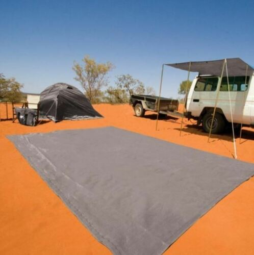 NEW CGEAR MULTI CAMP MAT NON SLIP HEAVY DUTY HIKE TRAVEL GROUNDSHEET 2.4X7.5M
