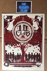 2013-Pearl-Jam-10-Club-Poster-9-034-x12-034-Print-by-Munk-One-LE-OOP-Vedder-HOF