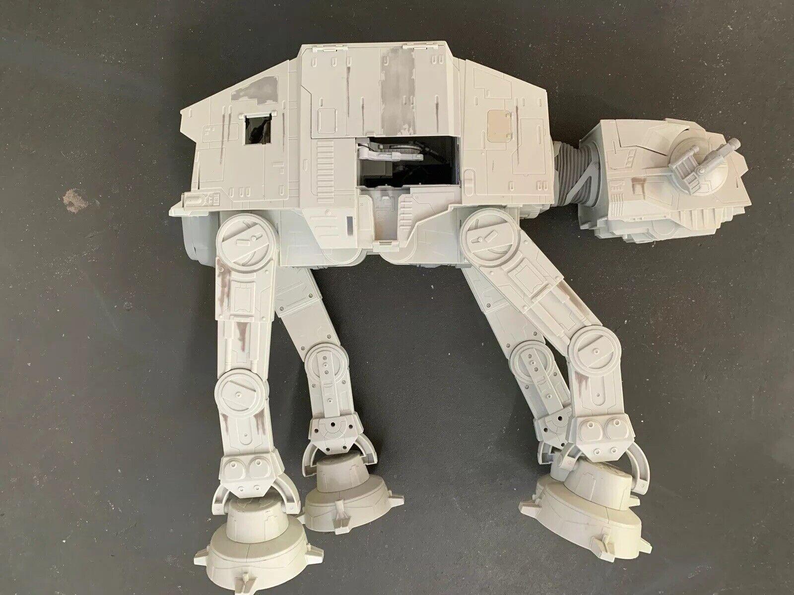 Star Wars Hasbro Legacy AT-AT Imperial Walker 2010 Chin Gun--1xReplacement Part