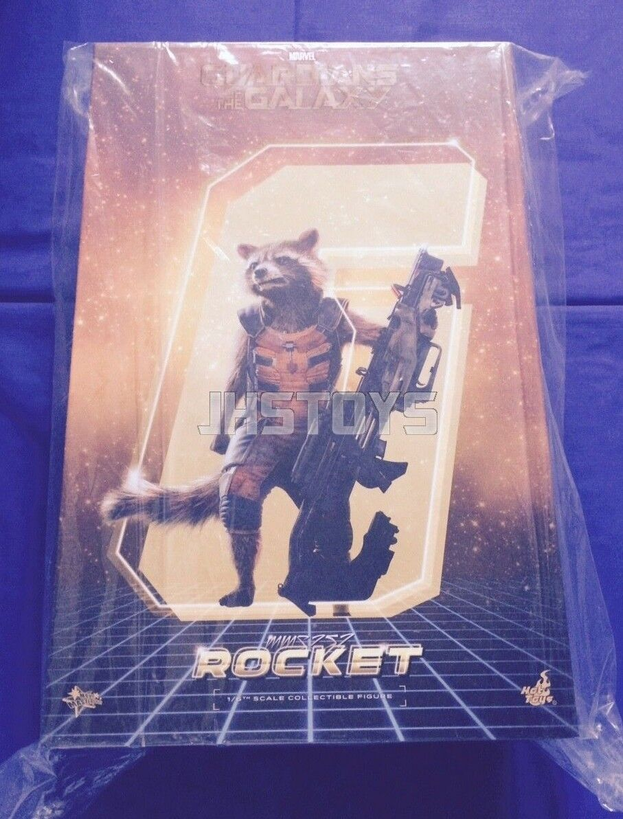 Hot Toys 16 Guardians of the Galaxy Rocket MMS252